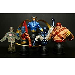 Guardians of the Galaxy Mini Bust 5-Pack