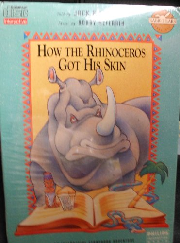 How the Rhinoceros Got His Skin Interactive Storybook - 1