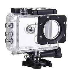 Outdoor Sport Action Camera Box Case Waterproof Case for SJCAM SJ5000 Wifi