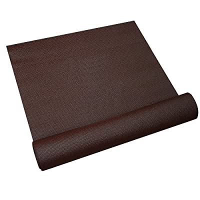 Yogadirect 14 Deluxe Extra Thick Yoga Sticky Mat from YogaDirect