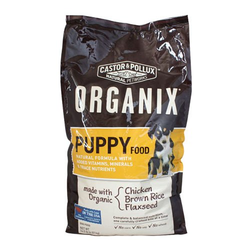 Organix Organix Puppy Dry Dog Food, 14.5-Pound