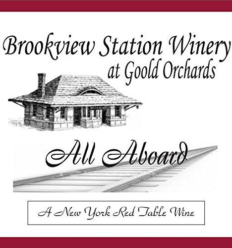 "Nv Brookview Station ""All Aboard"" Red Blend 750 Ml"