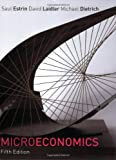 img - for Microeconomics (5th Edition) by Saul Estrin (2008-05-26) book / textbook / text book