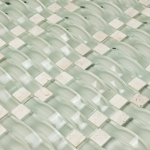 backsplash glass stone mosaic tile for bathroom kitchen backsplash