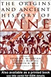 51aOKpYOwzL. SL160  Origins and Ancient History of Wine (Food and Nutrition in History and Anthropology)