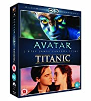 James Cameron's Avatar / Titanic Blu-ray 3D Double Pack