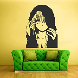 Wall decal mural sticker anime manga naruto for Mural naruto