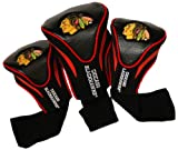 NHL Chicago Blackhawks 3 Pack Contour Headcovers