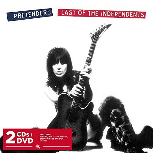 The Pretenders-Last Of The Independents-(EDSG 8051)-Remastered Deluxe Edition-2CD-FLAC-2015-WRE Download