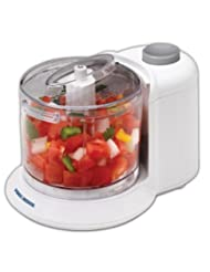 Black & Decker HC306 1-1 2-Cup One-Touch Electric Chopper by Black & Decker
