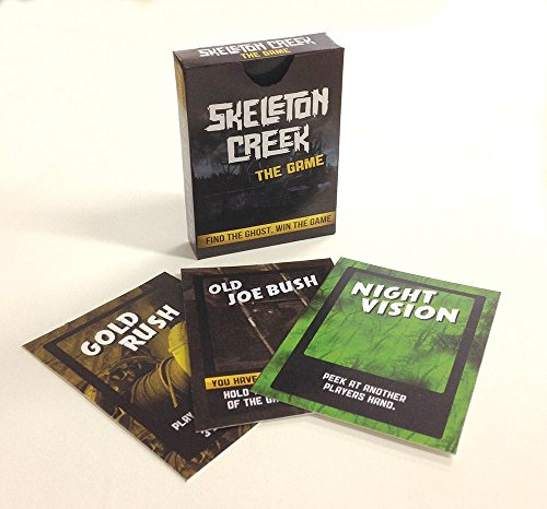 Skeleton Creek The Card Game