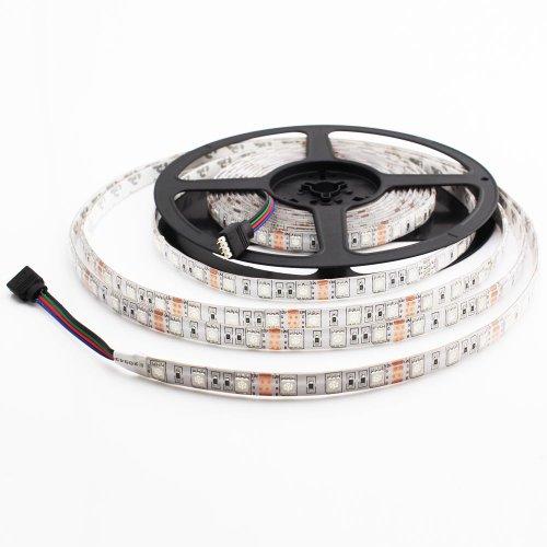 Accmart 5M 3528 Rgb Waterproof 300 Led Light Strip