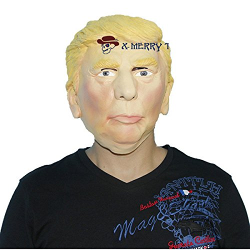 Donald Trump Latex Mask