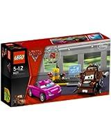 LEGO Cars 8424 - Carl Attrezzi - versione Spia