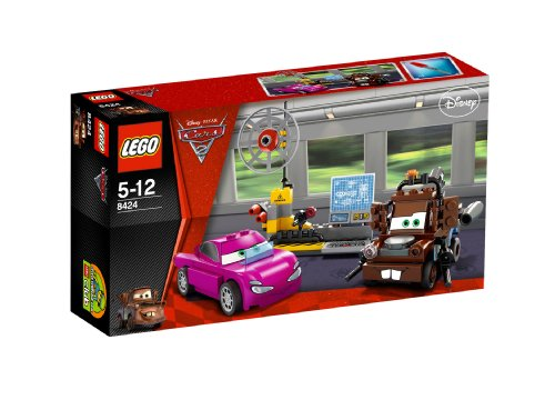 LEGO®Cars 8424 : Mater's Spy Zone