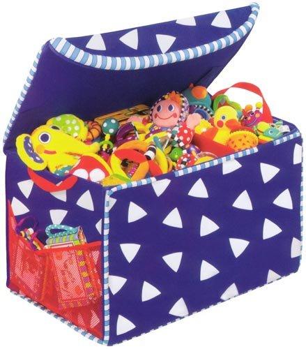Sassy Large Soft Sided Toy Organizer