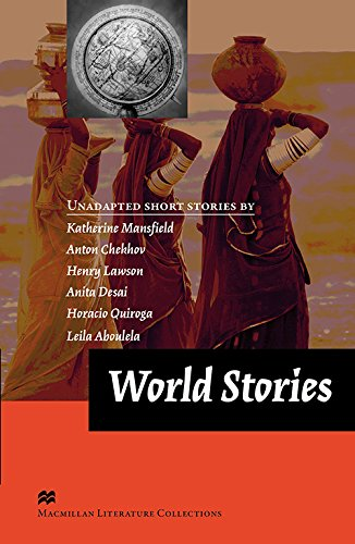 MR (A) Literature: World Stories (Macmillan Readers Literature Collections)
