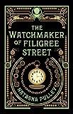 Omslagsbilde av The Watchmaker of Filigree Street