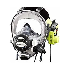 Buy Ocean Reef Neptune Space G.divers Full Face Mask with Diver Communication Unit by Ocean Reef