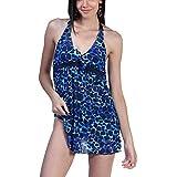 Fascinating Lingerie Womens Bikini Sets (Flplsbsn3Pcuwmbs001 _Multi Blue _Free Size)