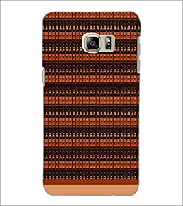 PrintDhaba Bottle Pattern D-1939 Back Case Cover for SAMSUNG GALAXY NOTE 5 (Multi-Coloured)