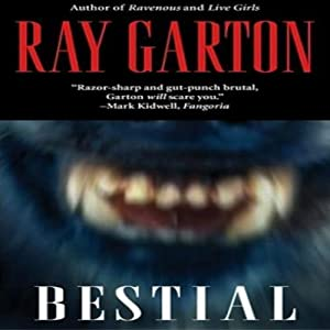 Bestial Audiobook