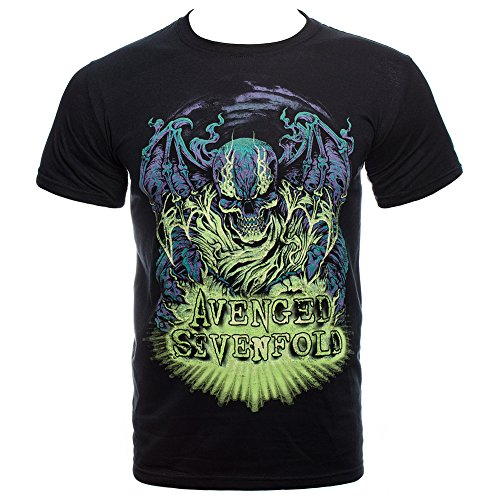 T Shirt Avenged Sevenfold Dare to Die (Nero) - Medium