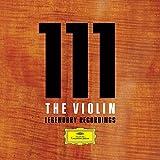Various: 111 Violin ランキングお取り寄せ
