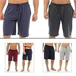 Hommes Paquet Double Shorts Salon Jer...