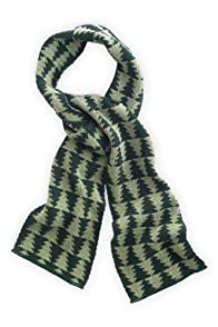Green 3 Apparel Recycled Tree Scarf (Green)