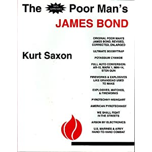 001: The New Improved Poor Man's James Bond, Saxon, Kurt
