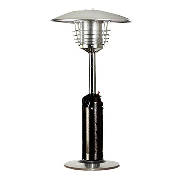 AZ Patio Heaters HLDS032 BB Portable Table Top Stainless