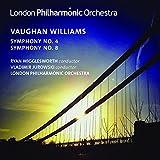 ヴォーン・ウィリアムズ:交響曲 第4番&第8番