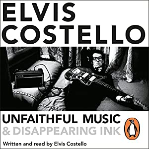 Unfaithful Music and Disappearing Ink Audiobook