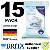 15 X Brita Maxtra Water Filters Refills Cartridges Pack Wf0400