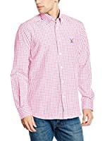 POLO CLUB Camisa Hombre Gentle Sticks Trend (Rosa)