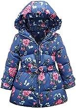 SSampCC Big Girls39 Long Flower Bowknot Winter Dress Down Jacket