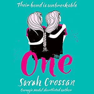One Audiobook by Sarah Crossan Narrated by Stephanie Cannon
