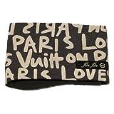 【3サイズ】マナーベルト Paris Love ベージュ (S)