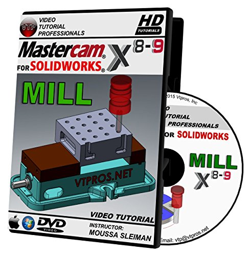 Mastercam For Solidworks X8-X9