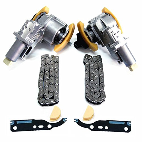 BoCID Twin Camshaft Timing Chain Tensioner Kit For AUDI A4 A6 VW Passat 2.4 2.7 2.8 V6 (Audi Timing Chain Tensioner compare prices)
