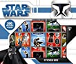 Star Wars Sticker Box - Over 200 reusable stickers