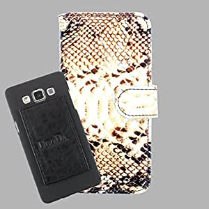 DooDa PU Leather Wallet Flip Case Cover With Card & ID Slots For Micromax Canvas Lite A92