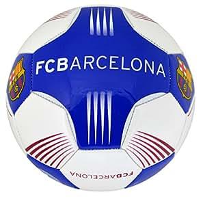 Barcelona FC Team Size 5 Flare Football