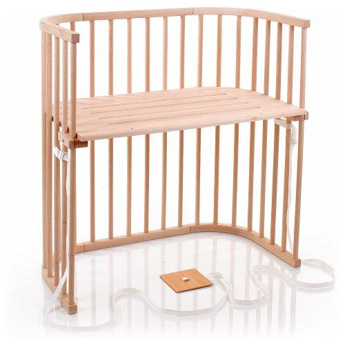 babybay 166100 baby bettchen boxspring natur unbehandelt. Black Bedroom Furniture Sets. Home Design Ideas