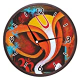 Wall Clocks - Printland Ganesh Wall Clock