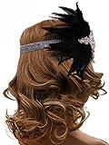 Vijiv-Vintage-Black-Feather-Silver-20s-Headpiece-1920s-Flapper-Headband