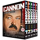 Cannon The Complete Collection 31 Disc Set