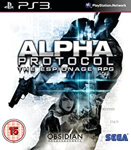 Alpha Protocol - PlayStation 3