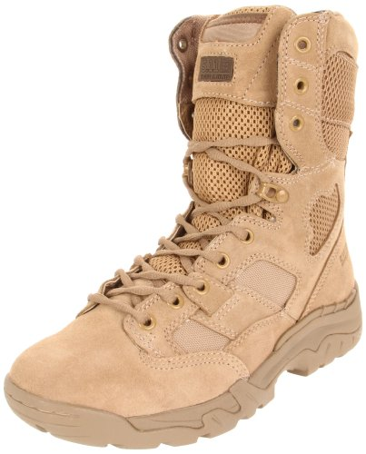 5.11 Taclite 8 Inches Boot,Coyote Suede,12 W Us